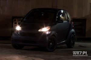 Smart Fortwo Black Matt