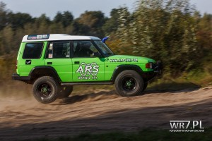 Land Rover Green Apple