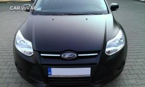 Ford Focus czarny mat