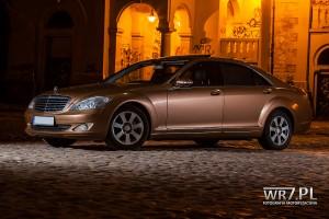 Mercedes Benz S350 CDI, 2006 r.