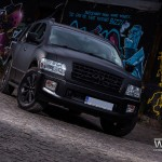 Infiniti QX56 Black Matt