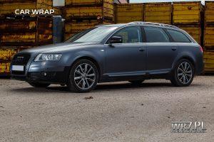 Audi Allroad Grey Matt