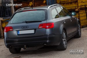 Audi Allroad Grey Matt