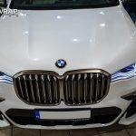 BMW X7 folia ochronna PPF