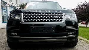 Range Rover Black Glossy