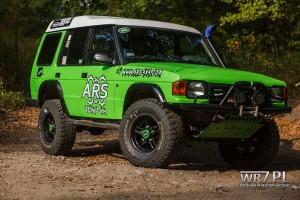 Land Rover Green Apple