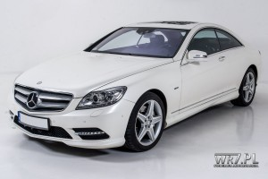 Mercedes Benz CL500 rok prod. 2012