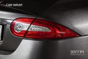 Jaguar XK Brushed Aluminium