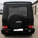 Mercedes G klasa - Carbon
