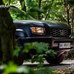 Honda Ridgeline Black Matt