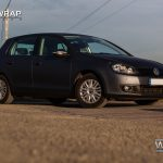 Volkswagen Golf Arlon Gunpowder