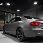 Audi S5 Matte Charcoal Mettalic 3M