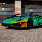 oklejenie Lamborghini